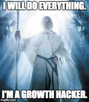 What are the worst fears of a growth hacker?