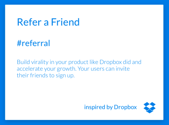Are there any free tools for referral marketing?