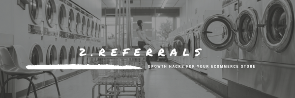 What are some examples of growth hacking for ecommerce?