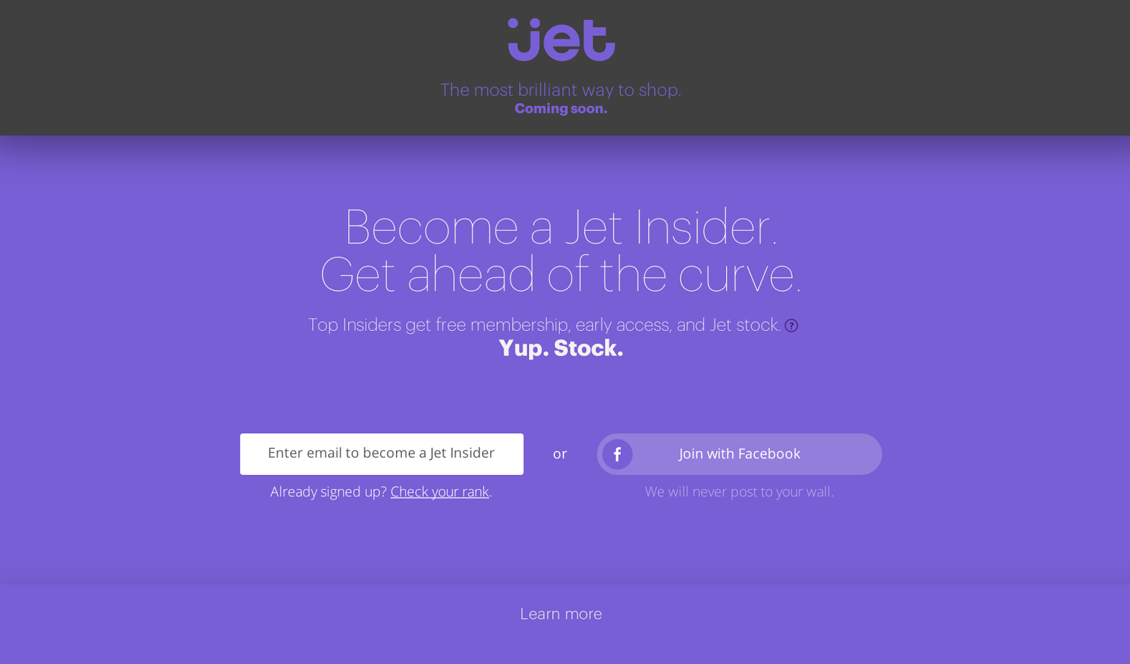 Jet Referral Viral Loops