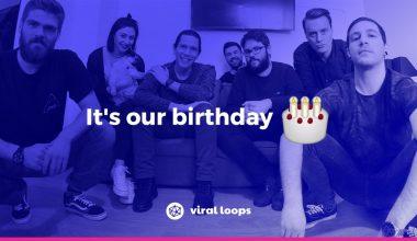 viral loops birthday