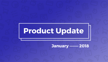 product update january 2018