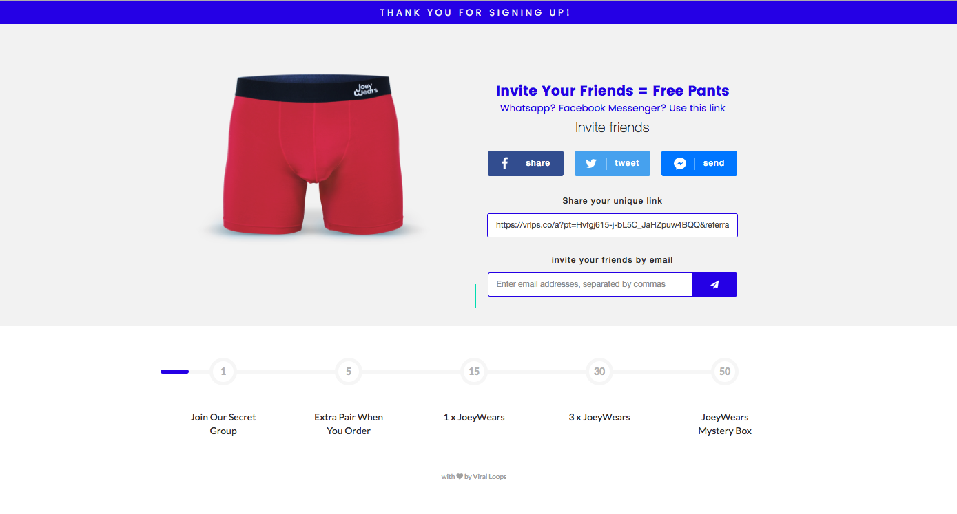 how to drive traffic with referral marketing to your shopify store