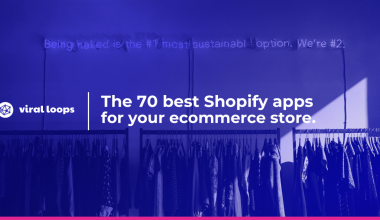 The 70 best Shopify apps for your ecommerce store