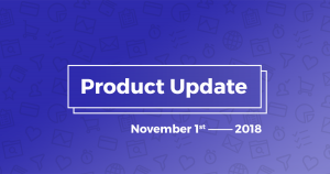 Viral Loops Product Update Nov. 2018