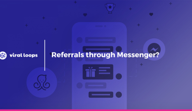 referrals through messenger