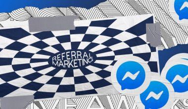 referral marketing through messenger