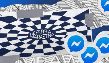 referral marketing through messenger