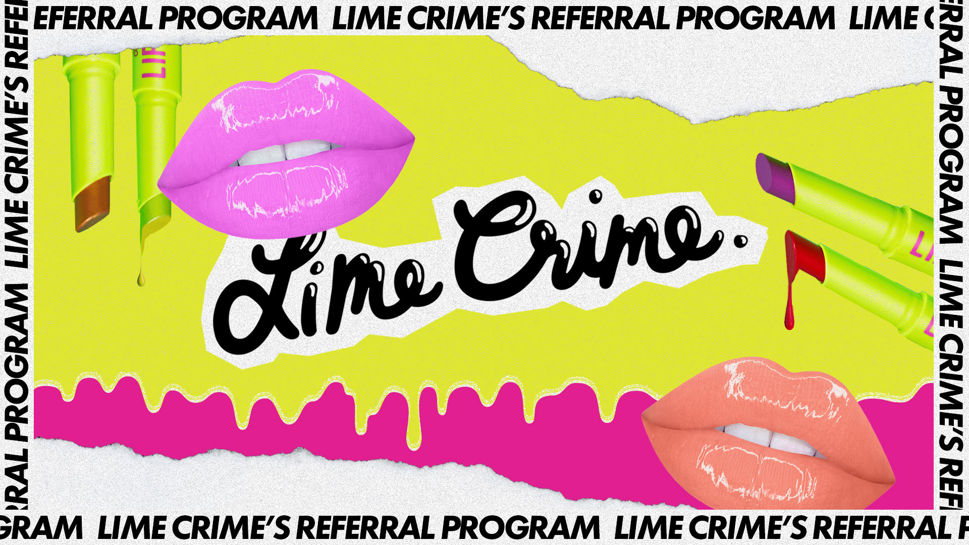 Lime Crime's referral program and what beauty brands can learn from it.