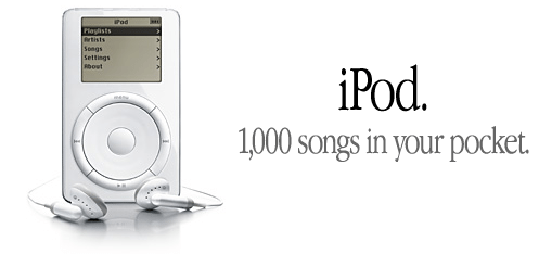 "the iPod""s branding is considered one of the best branding examples ever."