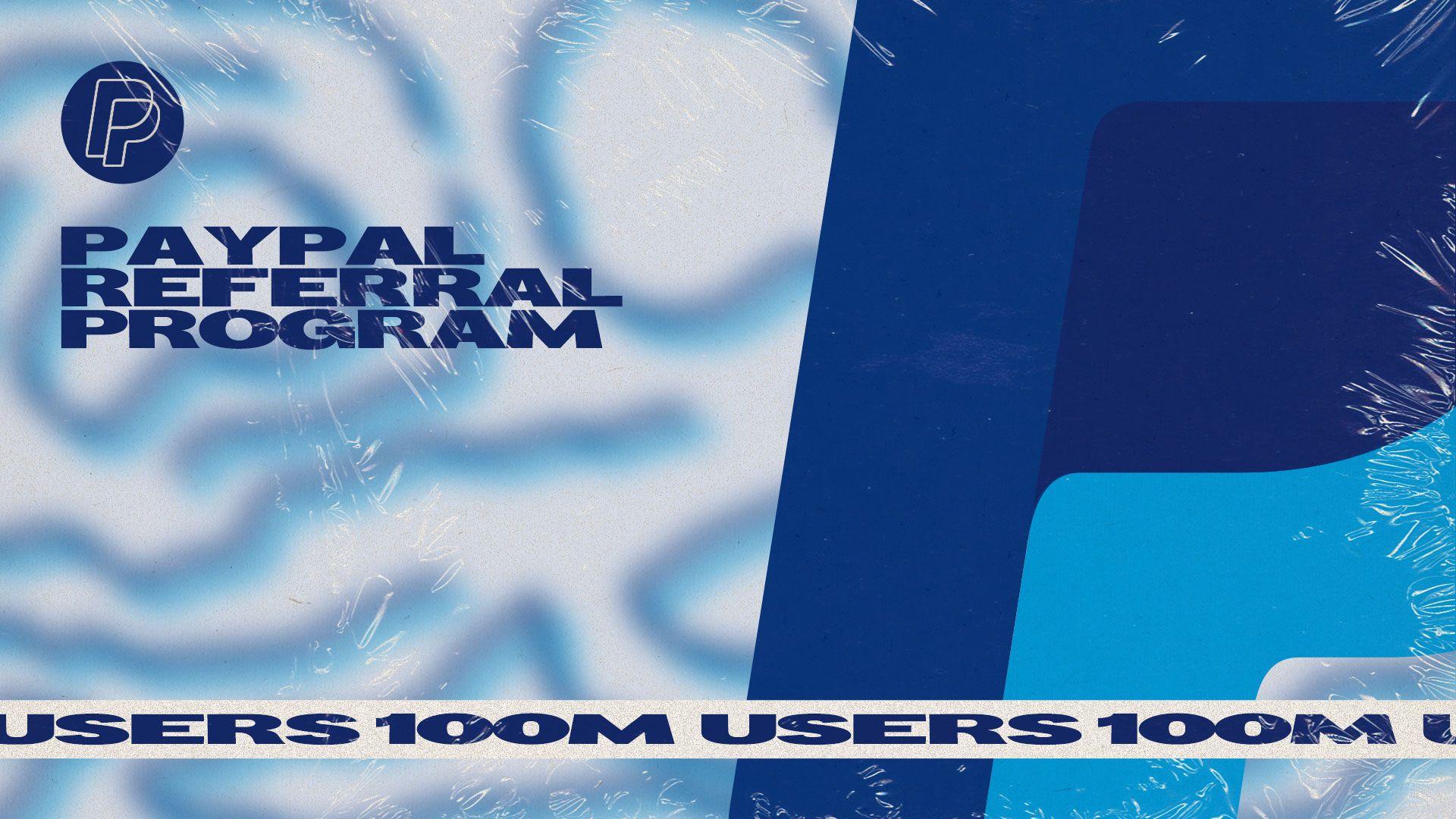 PayPal referral program case study
