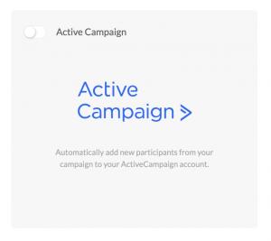 Viral Loops Active Campaign integration