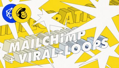 How to build a newsletter referral program with Mailchimp