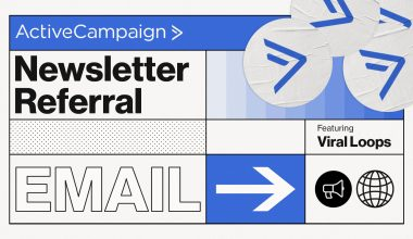 How to build a newsletter referral program with ActiveCampaign