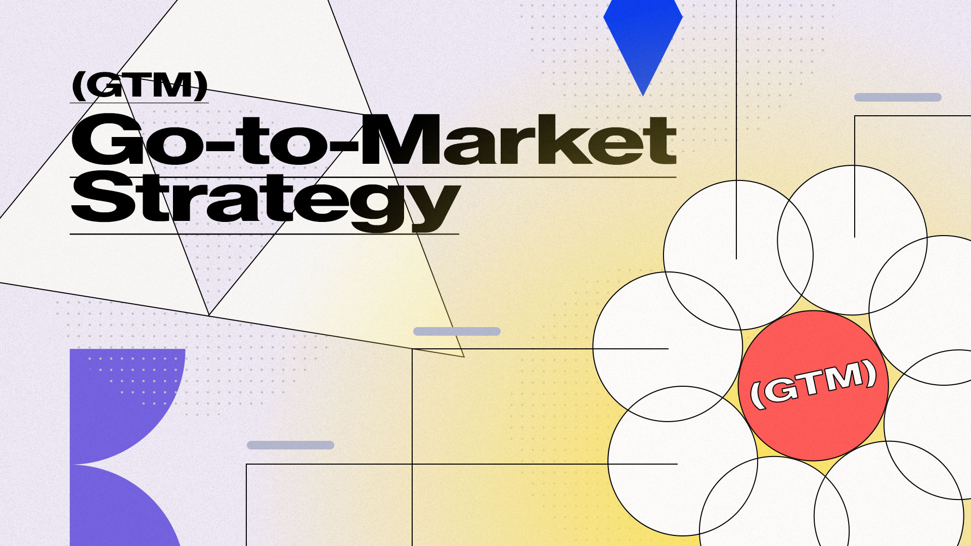 Go-to-Market (GTM) Strategy: What It Is, Examples & Template
