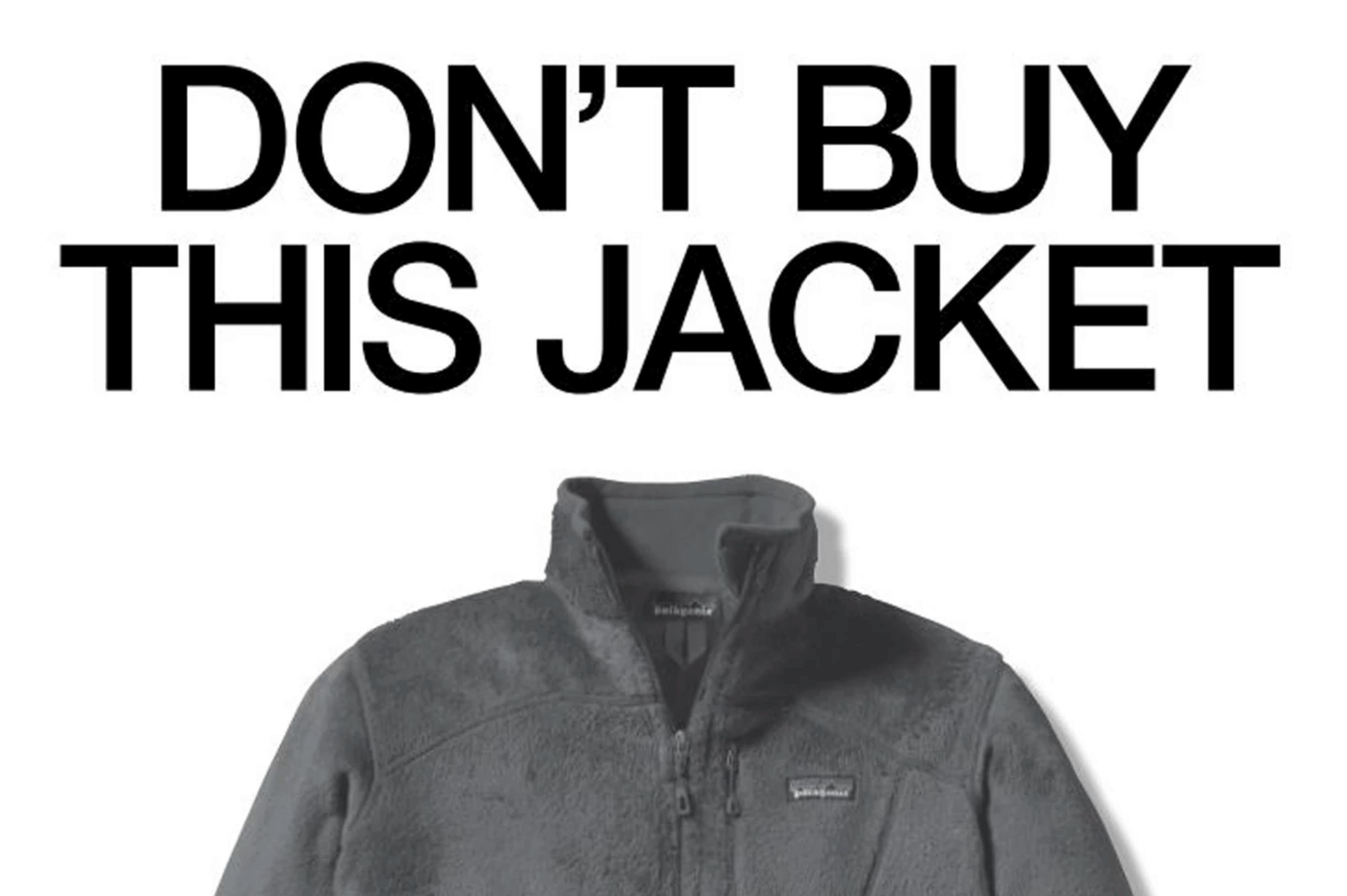 Patagonia Don_t Buy This Jacket