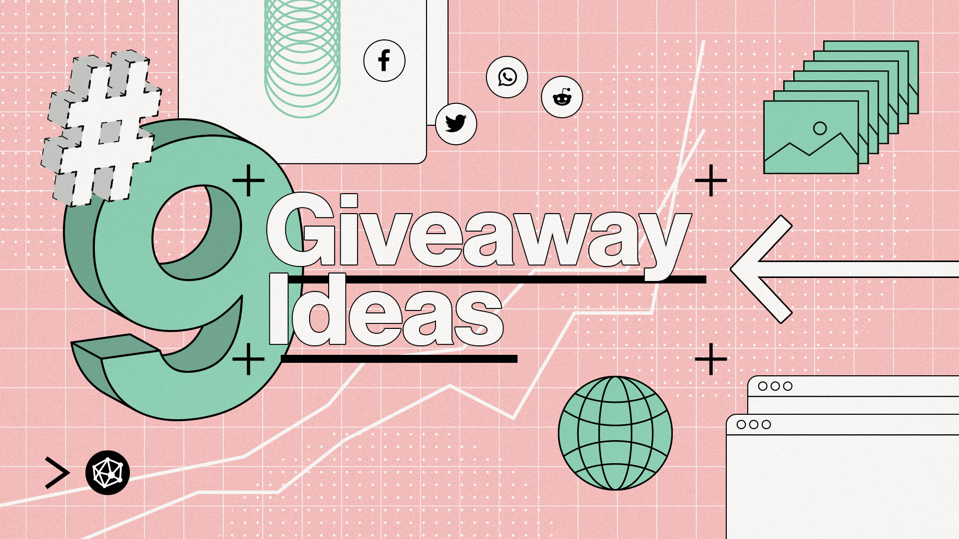 9 Giveaway Ideas for Small Businesses & Startups (& Examples)