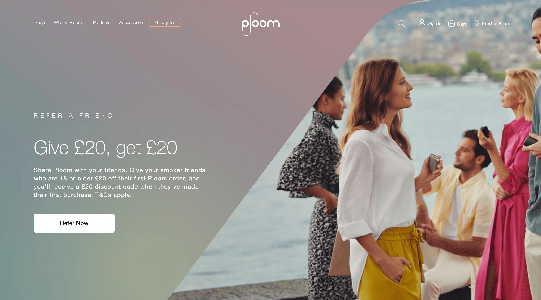 Ploom Referral Program